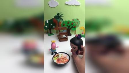 葫芦娃喜欢喝虾粥吗?