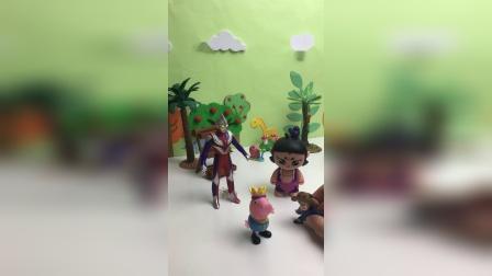 葫芦娃能保护小朋友们?