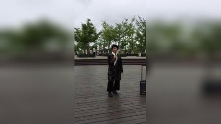鲁凤芝 杨二狼劈三舅母评书节选一