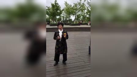 鲁凤芝 杨二狼劈三舅母评书节选二