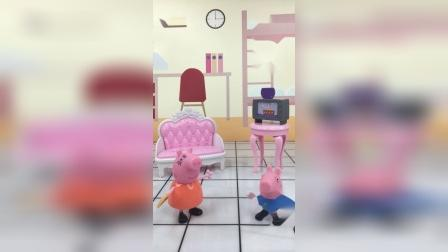 少儿亲子玩具:乔治找猪妈妈告猪爸爸的状