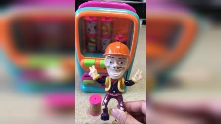 益智玩具:光头强想要喝橙汁