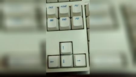 闲鱼买的二手9新键盘,大家给评价评价