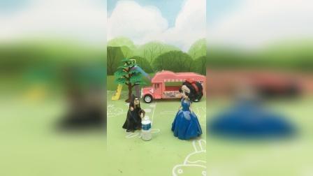 少儿亲子玩具:巫婆骗了白雪