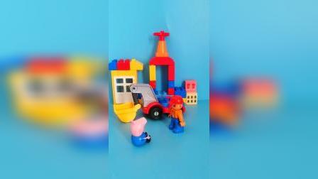 儿童益智玩具:小朋友,我要挖水沟了