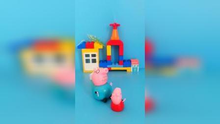 儿童益智玩具:猪爸爸,你这是要去哪里呀