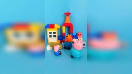 儿童益智玩具:猪妈妈,你在干什么呀