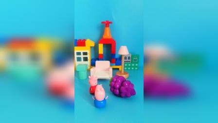 儿童益智玩具:猪妈妈,我想吃葡萄