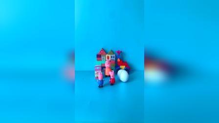 儿童益智玩具:猪妈妈,这是猪爷爷带我捡的鸡蛋