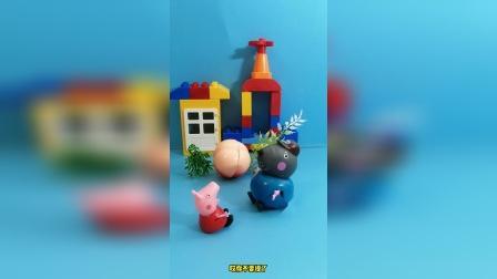 儿童益智玩具:狗爷你怎么啦,看起来好伤心的样子呢