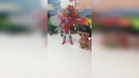 葫芦娃是怪兽变得!