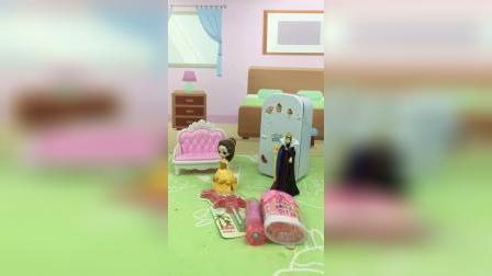 少儿玩具:王后终于良心发现了