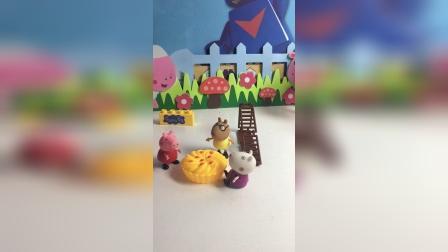 佩奇有个大蛋糕!