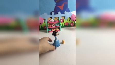 爱丽丝的小鸭子真可爱!