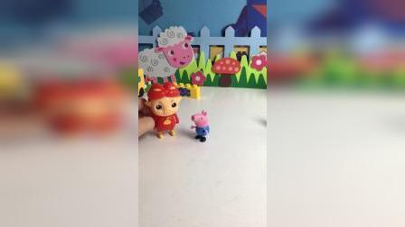 猪猪侠也是一只猪哦