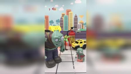 少儿亲子玩具:小鬼用僵尸的钱买了快递
