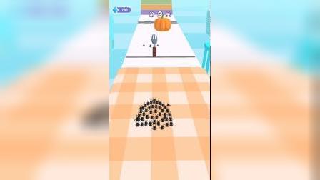 小游戏:小蚂蚁出动去找吃的