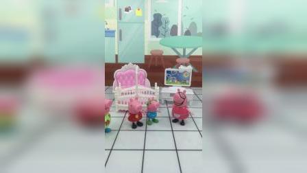 少儿玩具:猪妈妈只不过是敷了面膜