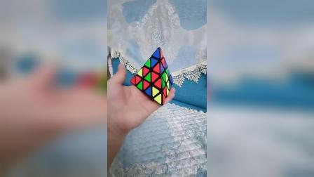 你能数清这有多少个三角形吗?