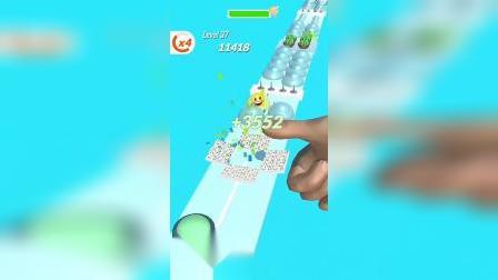 小游戏:你能把这些泡泡都戳破吗