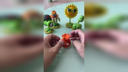 植物大战僵尸-宝石商石榴