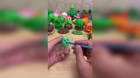 植物大战僵尸-毒影菇