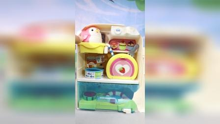 小企鹅养成屋多功能冰箱