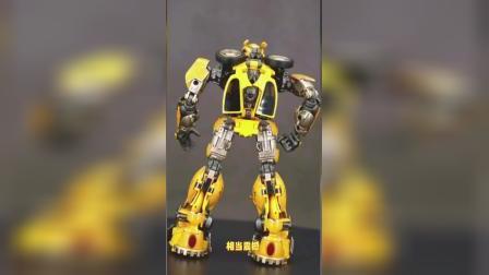 变形金刚大黄蜂,你喜欢它吗