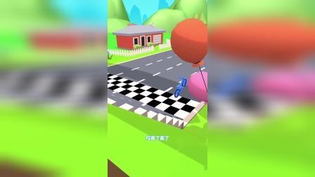 趣味小游戏,小汽车飞过桥