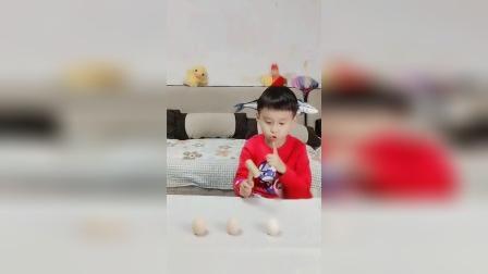 童年趣事:你怎么把我的鸡蛋给砸碎了呢
