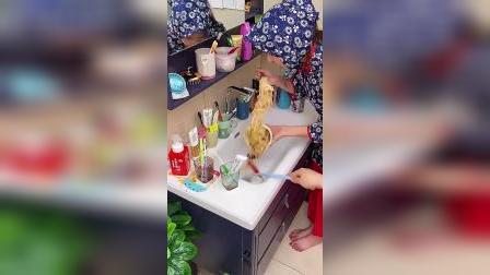 可爱有颜值的玉米收纳盒,放卫生间收纳牙膏和洗漱用品,整齐美观