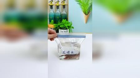 让冰箱干净又整洁,就用这款密封袋,蔬菜水果都能密封保存