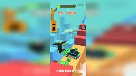 趣味小游戏:富壕向前冲,原来富壕也不容易啊