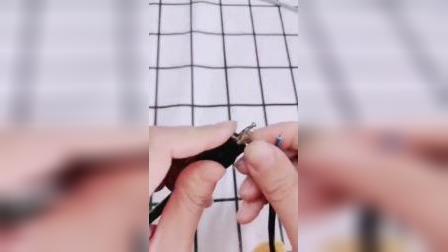 烙铁更换烙铁芯方法
