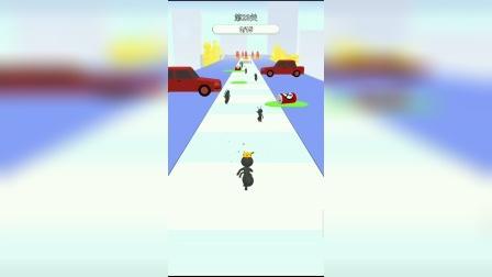 解压小游戏:小蚂蚁们去城里闯荡!