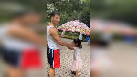 小盆友的专属遮阳伞?