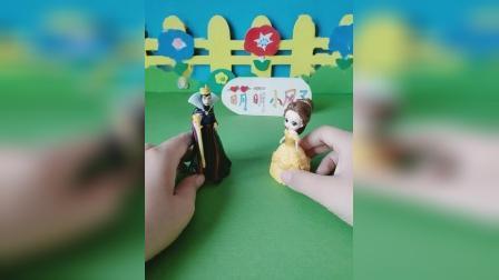 益智玩具:贝儿说要保护好自己的家园