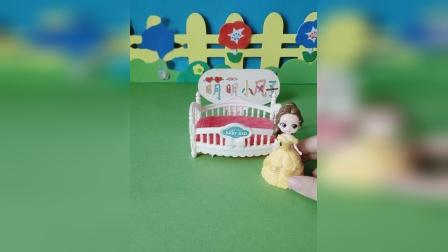 益智玩具:贝儿想找到白雪的日记本