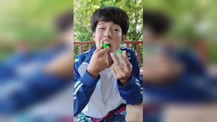 这个西瓜糖吃过吗?味道真不错