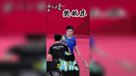 7月30日乒乓球男单决赛, 中国队再次包揽冠亚军!