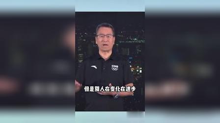 谈 相信中国女排,从头再来!
