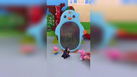 小猪佩奇玩具