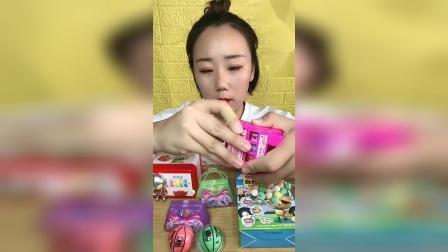 趣味童年小时候你有糖果摇奖机吗