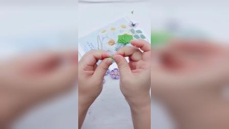 手工diy笔记本装饰教程(1)