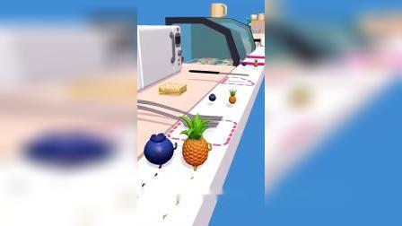 趣味小游戏:你喜欢吃菠萝吗?