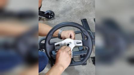 卡丁车支架售后视频