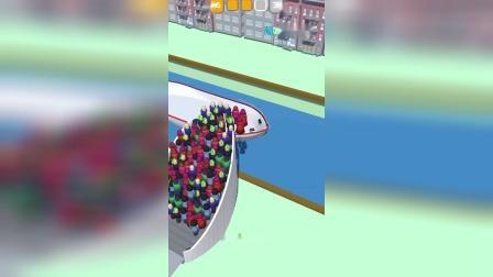 趣味小游戏:快去食堂啦!