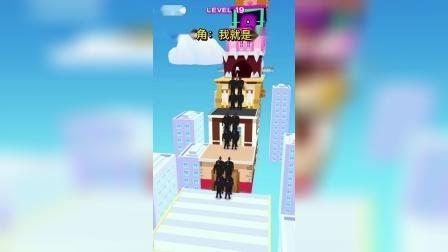 趣味小游戏:戴沐白真棒,把朱竹青送到了最豪华的房间