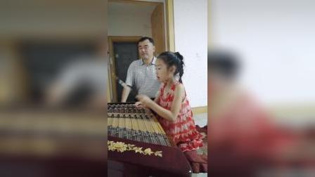 少儿扬琴独奏练习曲(2)