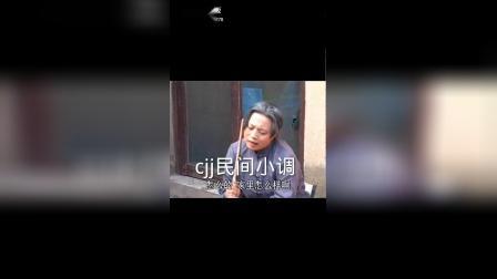 cjj民间小调-乡音小调《五雷报》02